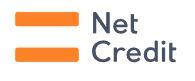 NetCredit pożyczka online, logo.