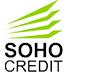 Pożyczka online w Soho. Logo Soho Credit.